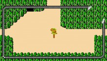 Download Legend of Zelda NES Lock Screen PS Vita Wallpaper