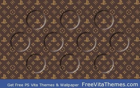 PS print button PS Vita Wallpaper