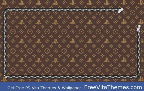 PS print zip PS Vita Wallpaper