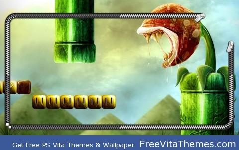 mari zip PS Vita Wallpaper