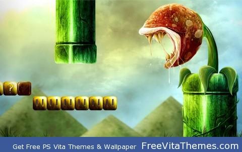 mario PS Vita Wallpaper