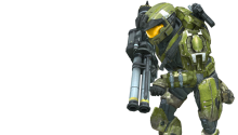 Download Halo Master Chief PS Vita Wallpaper