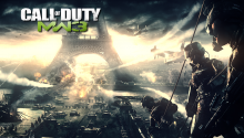 Download MW3 PS Vita Wallpaper