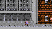 Download Ninja Gaiden NES, No HUD PS Vita Wallpaper