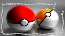 Download poke BALLZ PS Vita Wallpaper