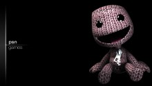 Download LBP PSN PS Vita Wallpaper