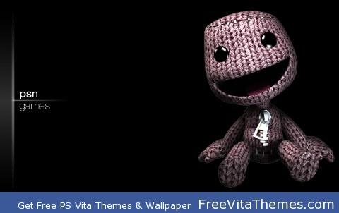 LBP PSN PS Vita Wallpaper