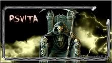 Download SKULL PS Vita Wallpaper