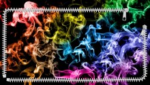 Download smoke PS Vita Wallpaper