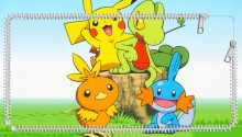 Download starter pokemon PS Vita Wallpaper