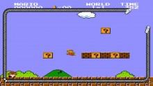Download Super Mario Bros. NES Lock Screen PS Vita Wallpaper