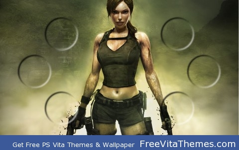 tomb raider 5 PS Vita Wallpaper