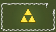 Download triforce1 PS Vita Wallpaper