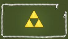 Download triforce1 PS Vita Wallpaper