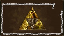 Download triforce 2 PS Vita Wallpaper
