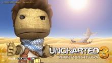 Download lbp uncharted PS Vita Wallpaper