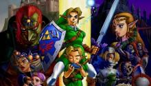Download Zelda Ocarina of Time PS Vita Wallpaper