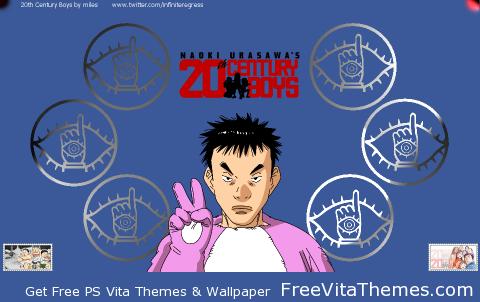 Anime - 20Th Century Boys Wallpaper