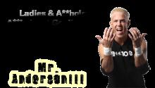 Download Mr.Anderson PS Vita Wallpaper