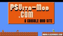 Bros Vita-Mod Wallpaper