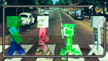 Download The 'Craftles PS Vita Wallpaper