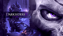 Download Darksiders – Death PS Vita Wallpaper