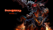 Download Darksiders – War PS Vita Wallpaper