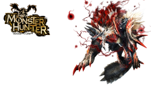 Download Transparent/Dynamic|Monster Hunter Jinouga Subspecies PS Vita Wallpaper