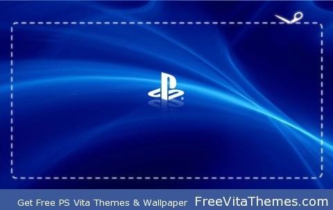Playstation Lockscreen PS Vita Wallpaper