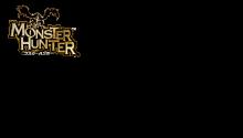 Monster Hunter Title Transparent