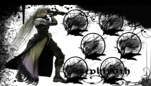 Download Sephiroth PS Vita Wallpaper