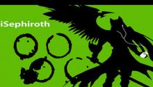 Download Sephiroth2 PS Vita Wallpaper