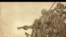 Download The Last Story PS Vita Wallpaper