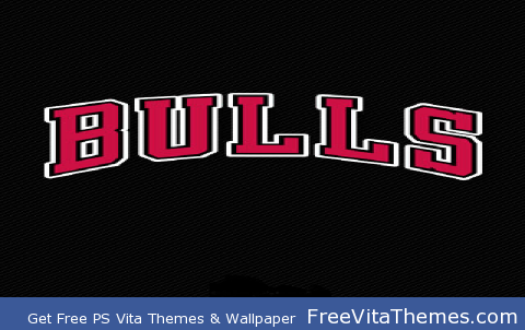 Chicago Bulls PS Vita Wallpaper