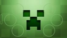 Download Creeper wallpaper PS Vita Wallpaper