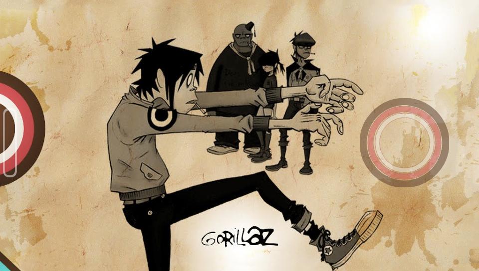 Gorillaz the fall wallpaper - photo#4