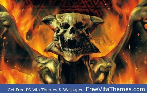 Doom 3 Ressurection Of Evil PS Vita Wallpaper