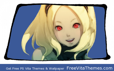 Gravity Rush_Dynamic-1 PS Vita Wallpaper