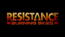 Download Resistance Burning Skies PS Vita Wallpaper