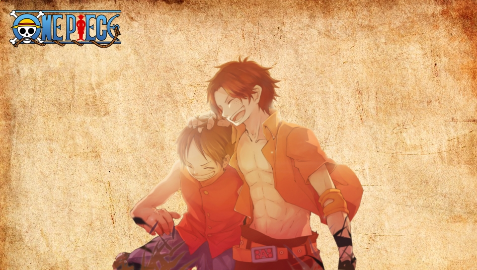 Luffy And Ace Wallpaper Hd luffy and ace ps vita wallpapers - free ps ...