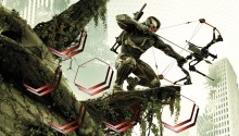 Download Crysis 3 Hunter Theme PS Vita Wallpaper