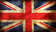 Download Flag UK PS Vita Wallpaper