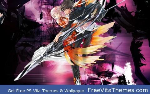 Guilty Crown PS Vita Wallpaper