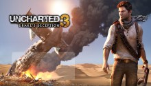 Download Uncharted 3 PS Vita Wallpaper