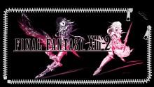Download Final Fantasy Xlll-2 Logo PS Vita Wallpaper