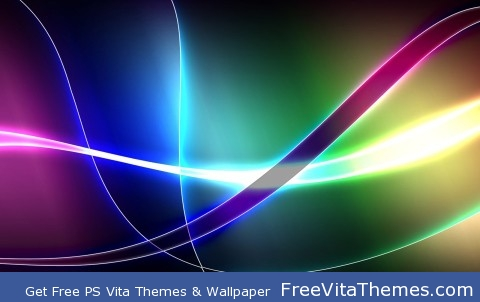 Colors PS Vita Wallpaper