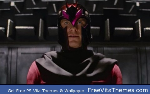 Magneto PS Vita Wallpaper