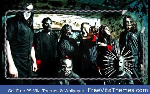 slipknot 02 PS Vita Wallpaper