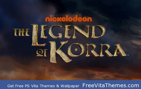 Avatar Legend Of Korra PS Vita Wallpaper