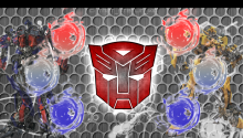 Download Transformers (Autobots) PS Vita Wallpaper
